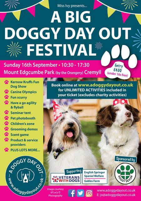 Doggy Day Out 2018